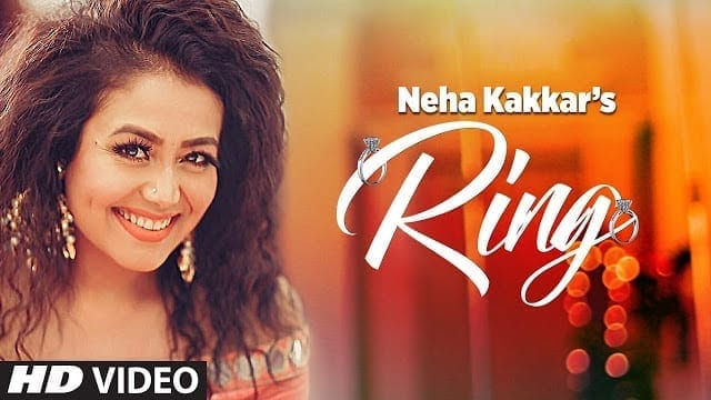 Ring | Neha Kakkar | T-Series