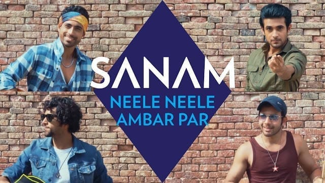 Neele Neele Ambar Par Song Lyrics   Sanam