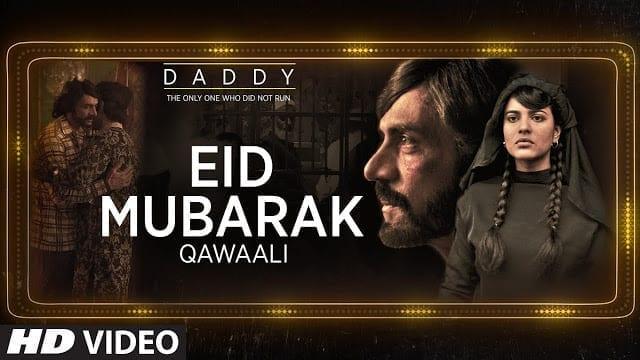 Eid Mubarak Song Lyrics - Daddy