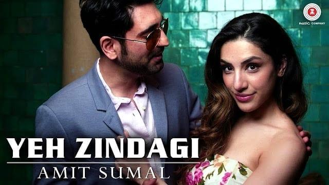 Yeh Zindagi - Official Music Video | Amit Sumal & Anusha Sareen