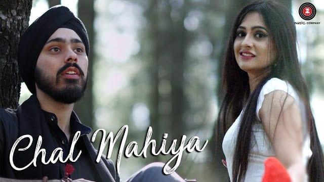 Chal Mahiya Lyrics - Official Music Video | Poojan Kohli