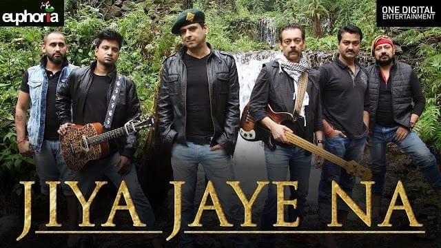 Jiya Jaye Na   Euphoria   Dr. Palash Sen   Shreya Ghoshal