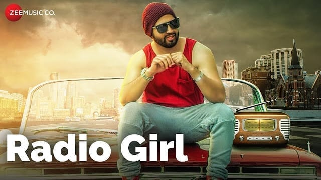 Radio Girl Lyrics | Official Music Video | D Cali | Nakul Ogic