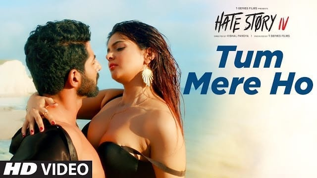 Tum Mere Ho Lyrics | Video Song | Hate Story IV | Vivan Bhathena, Ihana Dhillon | Mithoon Jubin N Manoj M