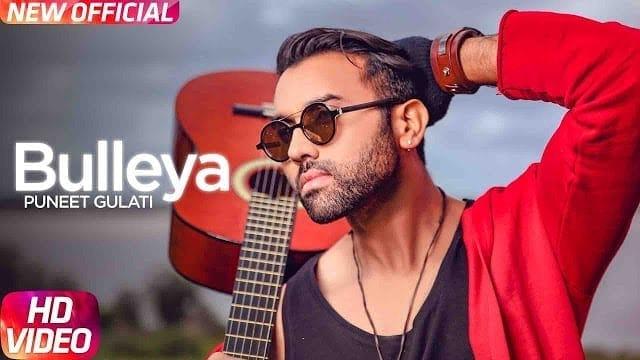 Bulleya (Full Video)   Puneet Gulati   Latest Punjabi Song 2018   Speed Records