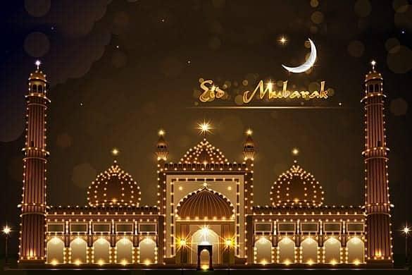 Paigham-e-Eid - Hafeez Banarsi | पैग़ाम ईद - हफ़ीज़ बनारसी | Eid Special