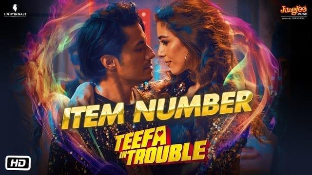 Teefa In Trouble Song Lyrics   Item Number   Video Song   Ali Zafar   Aima Baig   Maya Ali   Faisal Qureshi