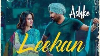 Leekan Lyrics | Amrinder Gill | Jatinder Shah | Ashke | Rhythm Boyz