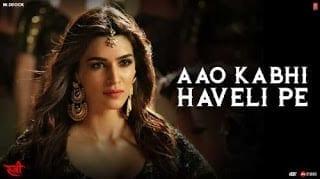 Aao Kabhi Haveli Pe Lyrics | Stree | Badshah