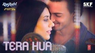 Tera Hua Lyrics   Loveratri