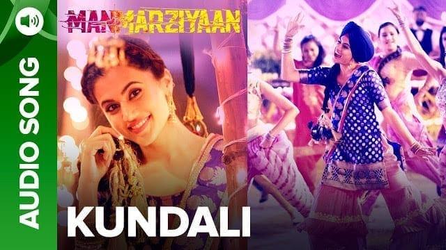 Kundali Lyrics |  Manmarziyaan | Amit Trivedi, Shellee