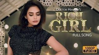 Rich Girl Lyrics | Doctor Hannah | Veet Baljit | Ikwinder Singh | Full Song | Latest Punjabi Song 2018