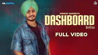 Dashboard Lyrics | Himmat Sandhu | Gill Raunta