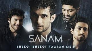 Bheegi Bheegi Raaton Mein Lyrics | Sanam