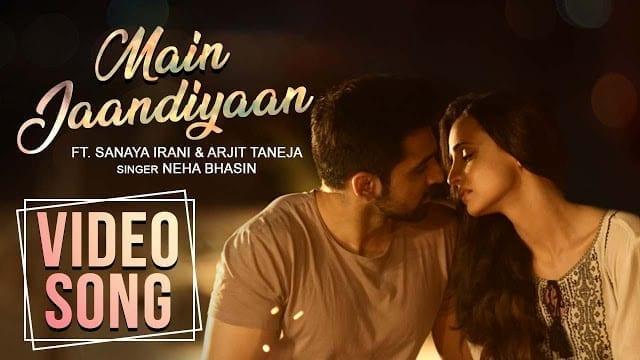 Main Jaandiyaan Lyrics   Meet Bros   Neha Bhasin