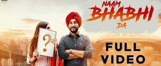 Naam Bhabhi Da Lyrics | Amantej Hundal | Harry Jordan