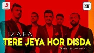 Tere Jeya Hor Disda Song Lyrics The Yellow Diary