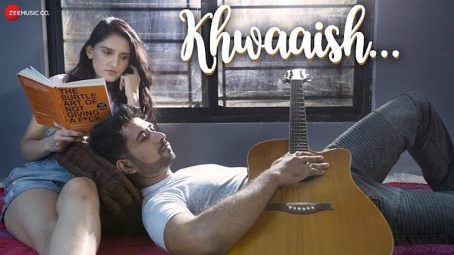 Khwaaish Song Lyrics | Official Music Video | Promila Sheoran | Sajan Patel