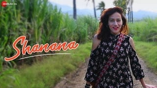 Shanana Lyrics  Official Music Video  Vasuda Sharma