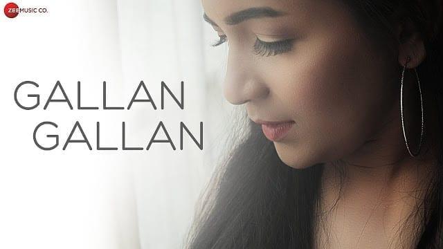 Gallan Gallan Lyrics | Pnky Medhi | Jitendra Vishwakarma