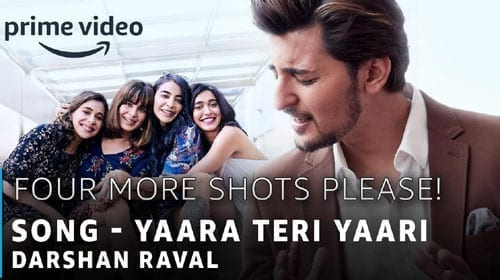 Yaara Teri Yaari Lyrics   Darshan Raval   Naveen Tyagi