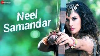 Neel Samandar Lyrics Benny Dayal Prakriti Kakar Richa Chadha & Ankit D'souza