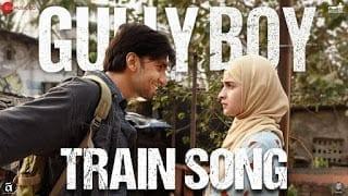 Train Song Lyrics | Gully Boy | Raghu Dixit | Javed Aktar | Karsh Kale
