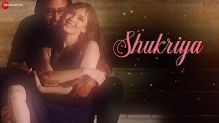 Shukriya Lyrics   Arko   Official Music Video   Shokhsanam