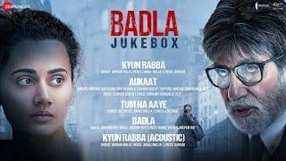 Tum Na Aaye Lyrics Badla KK Taapsee Pannu Amal Mallik