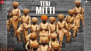 Teri Mitti Lyrics | Kesari | B Praak | Arko | Manoj Muntashir