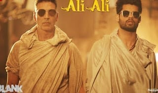 Ali Ali Lyrics - Blank  Arko  B Praak  Akshay  Karan