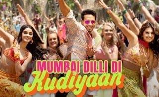 Mumbai Dilli Di Kudiyaan Lyrics  SOTY2  Tiger, Tara & Ananya