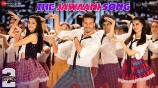 The Jawaani Song Lyrics | Student of the year 2 | Vishal Dadlani