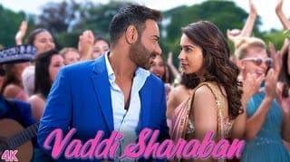 Vaddi Sharaban Lyrics   De De Pyaar De   Sunidhi Chauhan