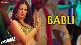 Babli Lyrics   Kissebaaz   Evelyn Sharma, Pankaj Tripathi, Rahul Bagga