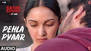 Pehla Pyaar Lyrics | Kabir Singh | Shahid Kapoor, Kiara Advani
