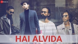 Hai Alvida Lyrics - Kabir - Athar Feat. Rishabh Rai