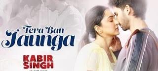 Tera Ban Jaunga Lyrics | Kabir Singh | Akhil | Tulsi Kumar