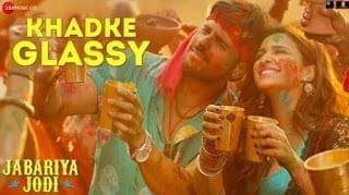 Khadke Glassy Lyrics - Jabariya Jodi - Yo Yo Honey Singh