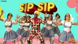 Sip Sip Lyrics - Arjun Patiala | Diljit Dosanjh, Kriti Sanon, Varun S