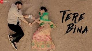 Tere Bina Lyrics - Bismil - Jannat Zubair Rahmani