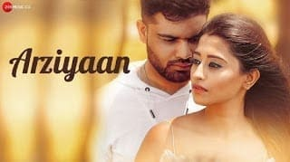 Arziyaan Lyrics - Shahid Mallya - Romantic Song 2019