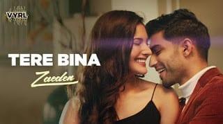 Tere Bina Lyrics by Zaeden - Kunaal Vermaa
