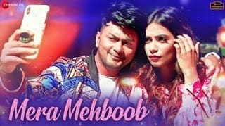 Mera Mehboob Lyrics - Stebin Ben - Kaushar Jamot