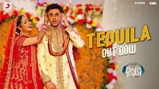 Tequila Lyrics - Bala - Jigar Saraiya and Divya Kumar