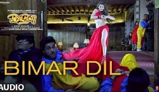 Bimar Dil Lyrics - Pagalpanti - Asees Kaur and Jubin Nautiyal