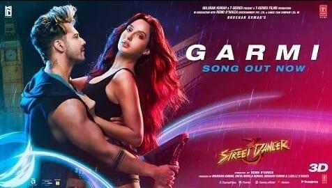 Garmi Song Lyrics - Street Dancer 3D - Badshah