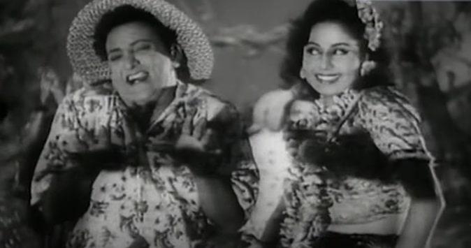 Shola Jo Bhadke Dil Mera Dhadke Lyrics - Albela (1951)