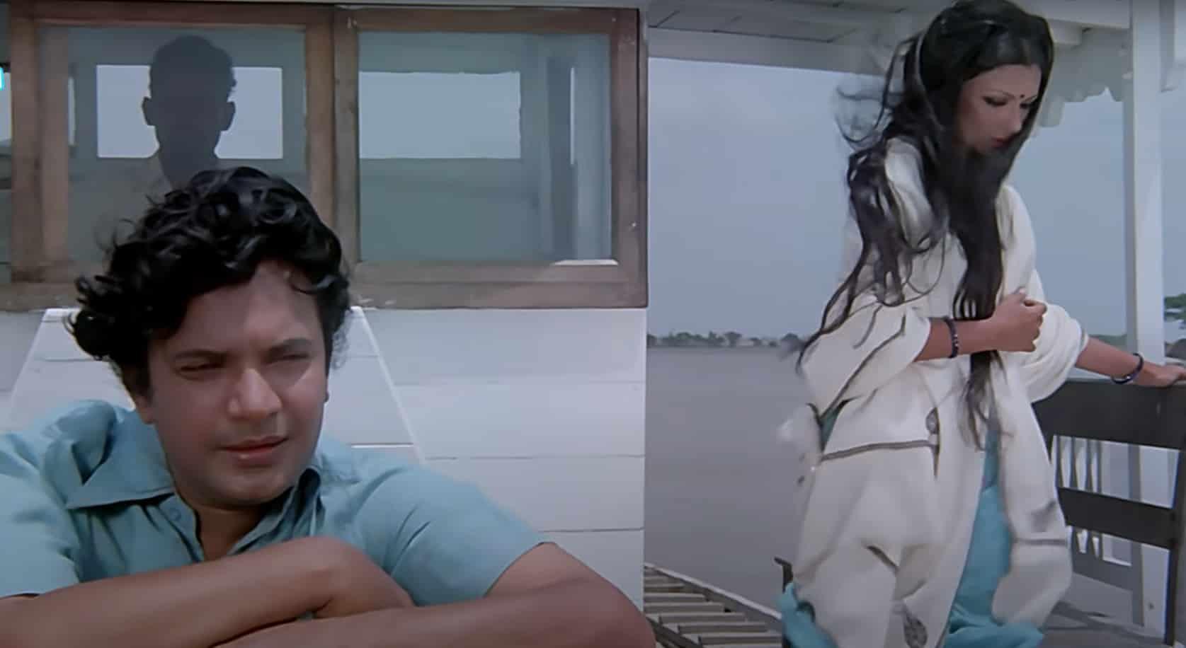 Dil Aisa Kisi Ne Mera Toda Lyrics in Hindi - Amanush | Kishore Kumar | Indeevar