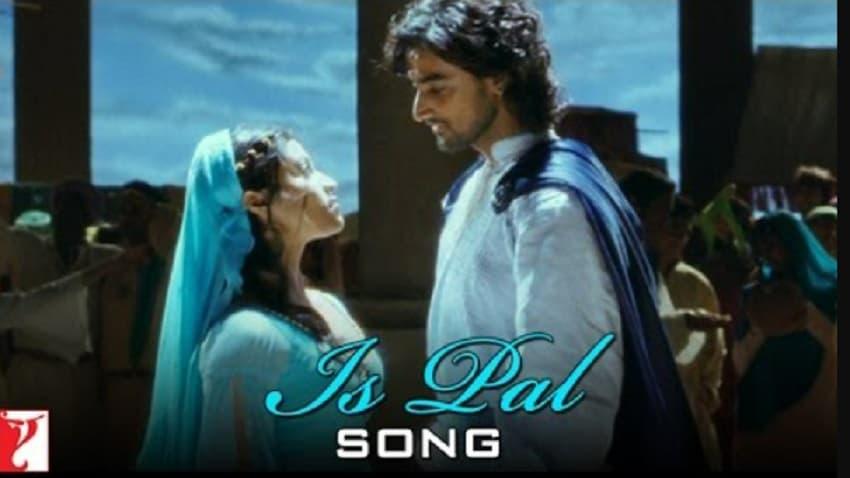 Is Pal Main Hoon Lyrics - Aaja Nachle | Piyush Mishra | Sonu Nigam, Shreya Ghoshal
